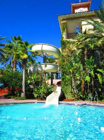 Hammock Beach Resort 3 Story Waterslide Only