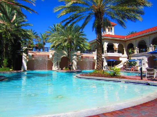 Childrens Pool - Picture of Hammock Beach Resort, Palm ...