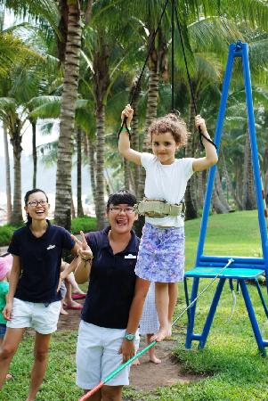Club Med Bintan Island: Daughter 5yrs loved Kids Club!