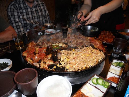 Honey Pig Korean Bbq Restaurant Las Vegas Restaurant