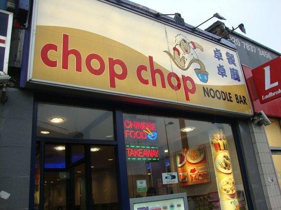 Chinese Restaurant Near Kings Cross Station