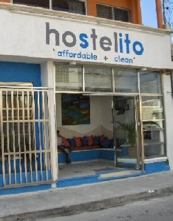 Hostelito Cozumel: Paulina Guerrero