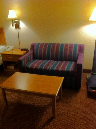 Travelodge Inn and Suites Albany: coin repos
