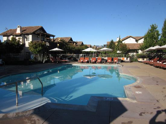 The Lodge At Sonoma Renaissance Resort Spa Pool