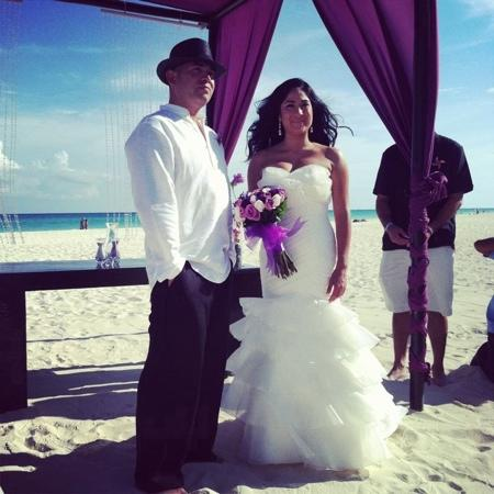 Playacar Palace: our wedding at Playacar