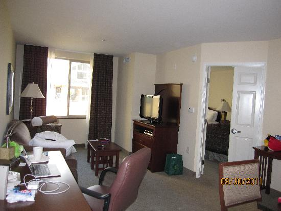 Staybridge Suites Seattle North-Everett: Spacious.