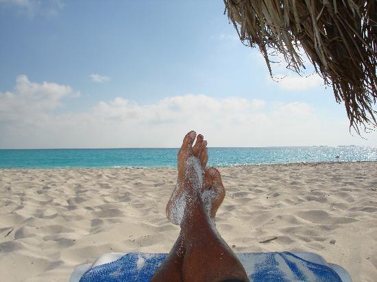 Playa Paraiso: Playa Paraíso