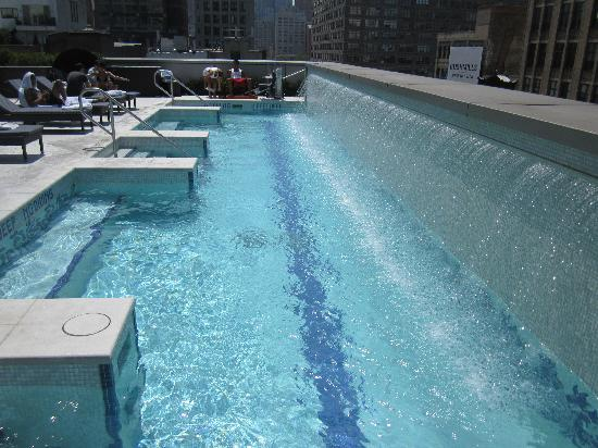 Awsome pool picture of the dominick hotel new york city tripadvisor for New york hotel with swimming pool