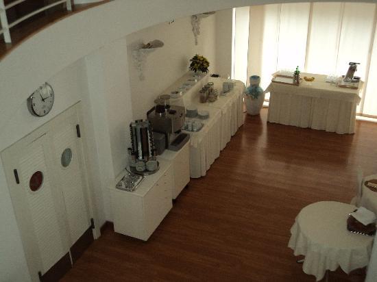 Luxor Hotel Rimini : molto rico!!!!!!!!!!!!!