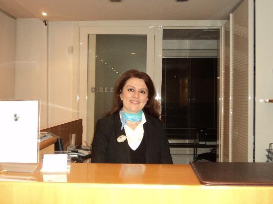 Luxor Hotel Rimini : salutti