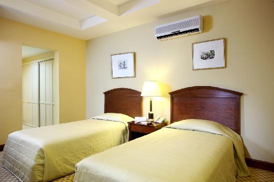 Hotel Stotsenberg: De Luxe Room