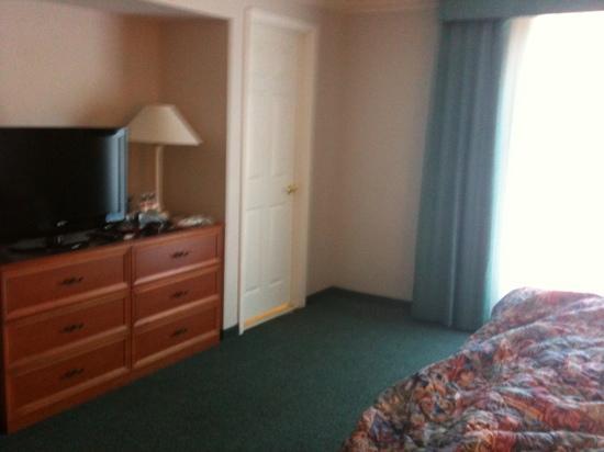 La Quinta Inn Ventura: Family room