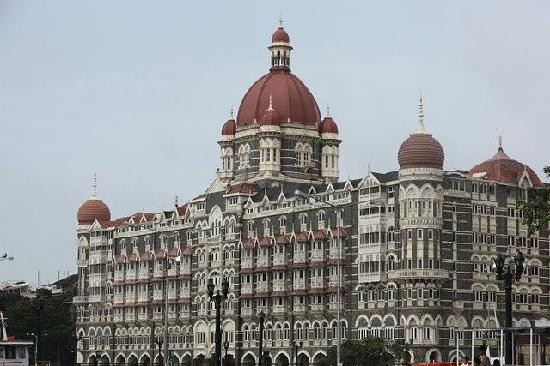 The Taj Mahal Palace: the best hotel i've ever been