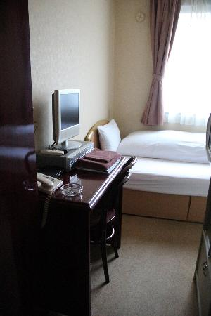 Apartment Hotel Shinjuku: Small Single room (smoking)