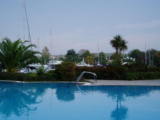 Sani Asterias: Asterias Pool and Marina