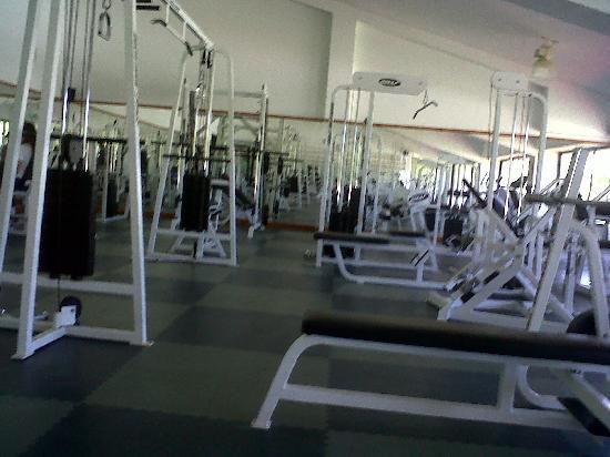 Laguna Mar : El Gym