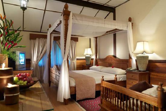 Eastern Pavilion Boutique Resort & Spa: Villa Interior, Bedroom