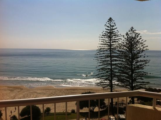 Coolum Caprice Luxury Holiday Apartments: view from room