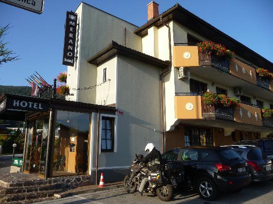 Garni Hotel Merano Maribor