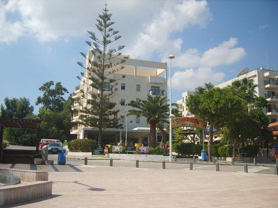 Alva Hotel Apartments: Alva Hotel Protaras