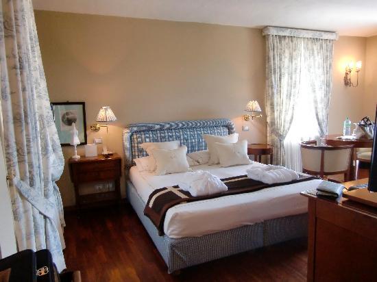 Corte Gondina Boutique Hotel : Chambre double supérieure