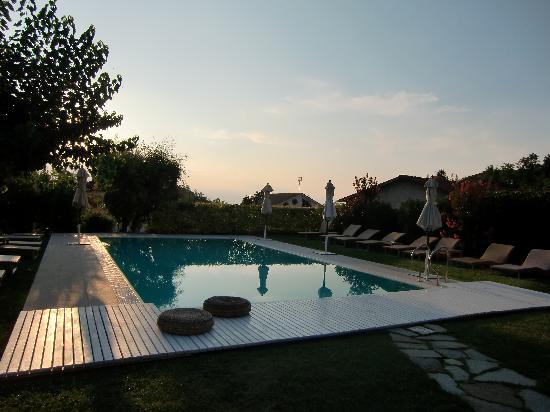 Corte Gondina Boutique Hotel : La piscine