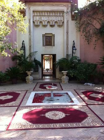Palais Mehdi : octobre 2011