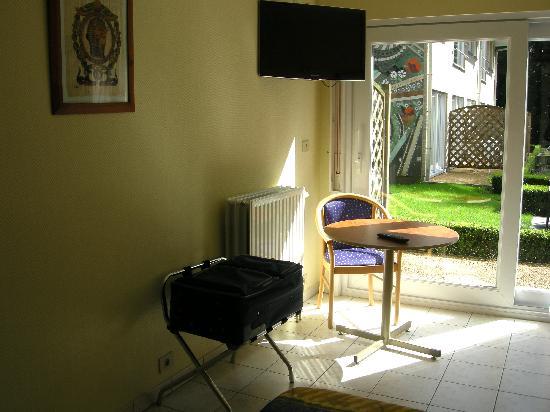 Hotel Auberge du Vieux Cedre: our room