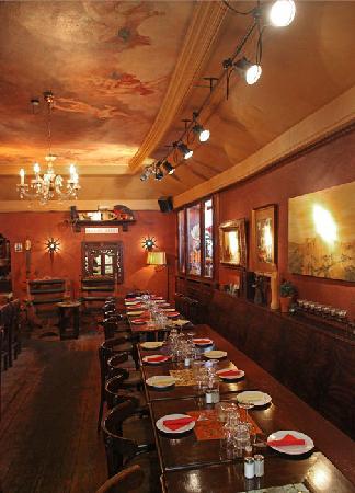 Taberna de bellas artes : Geschmackvolle Interior