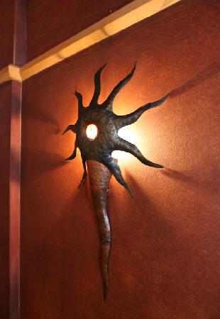 Taberna de bellas artes : Detail