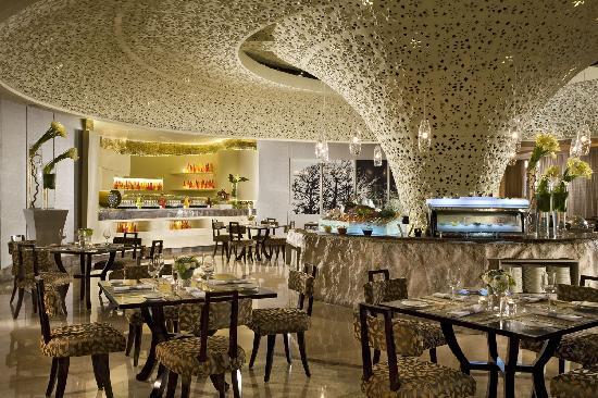 Hotel Mulia Senayan, Jakarta: The Cafe - Restaurant
