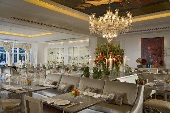 Hotel Mulia Senayan, Jakarta: Orient 8 - French, Pan Asian Cuisine