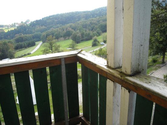 """Sonnenwaldhotel: """"Balkon"""""""