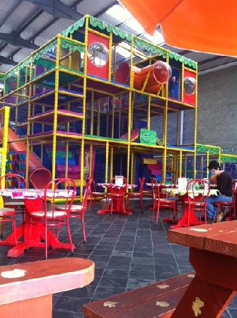 playzone , one of the many features we have to offer