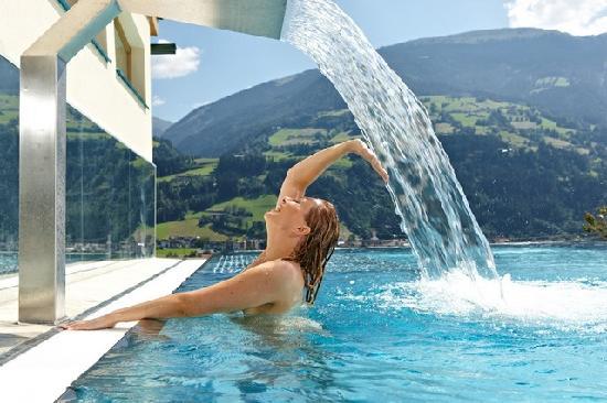 Familienhotel Seetal: Freischwimmbad