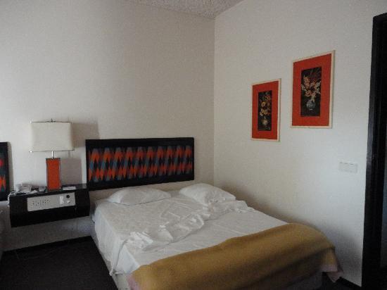Hotel Atlantis Sintra Estoril: 2ª mitad habitacion
