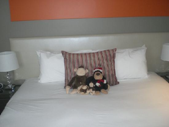 Punthill Dandenong: Comfy bed