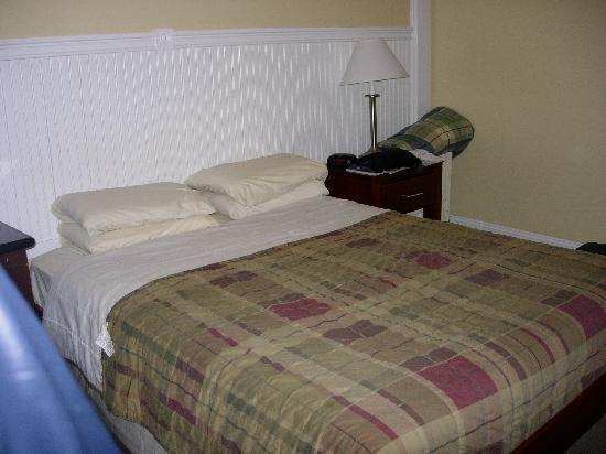 The Grant Hotel: chambre