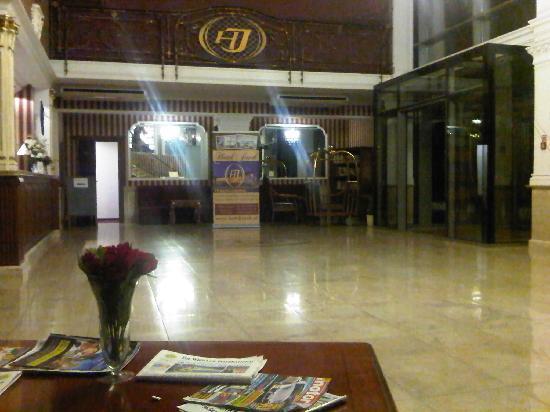 Hotel Jasek: ingresso