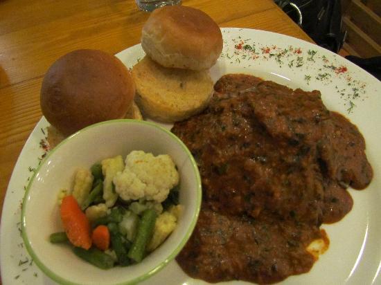 Bohemian: royal bengal mutton with bhuna sauce