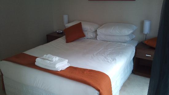 อพาร์ทเมนท์สเมลเบอร์นช็อตสเตย์: Bedroom