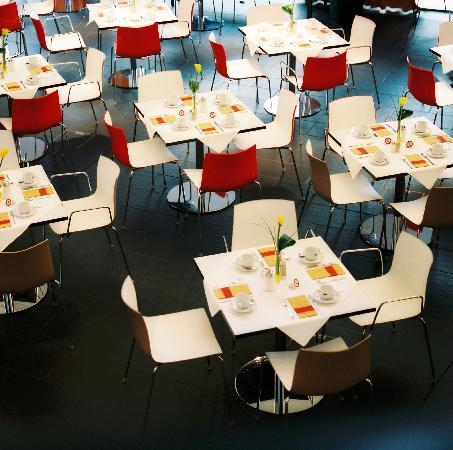 Gartenhotel Altmannsdorf Hotel 2: Cafeteria Rosso - Frühstück