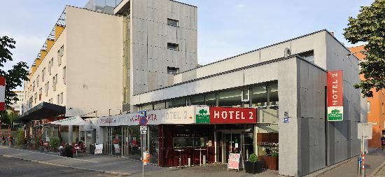 Gartenhotel Altmannsdorf Hotel 2: Aussenansicht