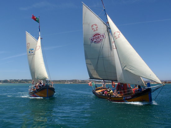 racing full sail alvor 2011