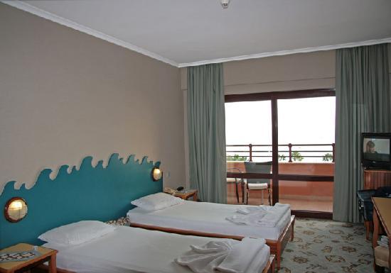 Hotel Grand Side : Hotelzimmer mit Meerblick