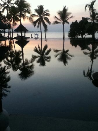 The Oberoi, Lombok: Sunset at Oberoi