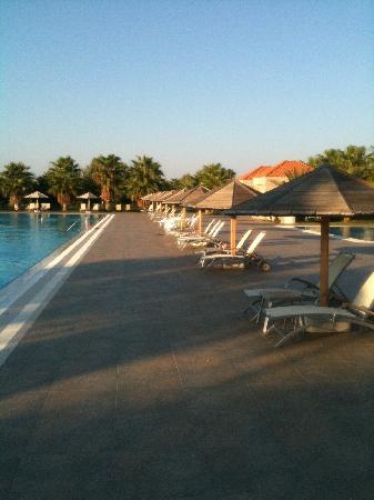 The Kumul: zwembad