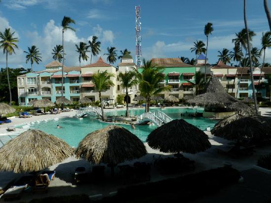 TRS Turquesa Hotel: Royal Suites main accomadation area
