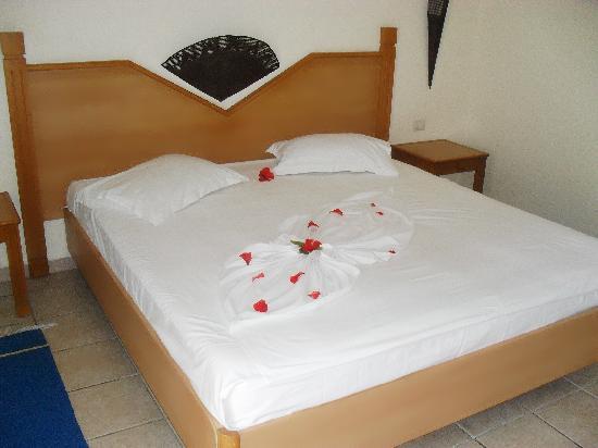 Vincci Resort Djerba: Le lit