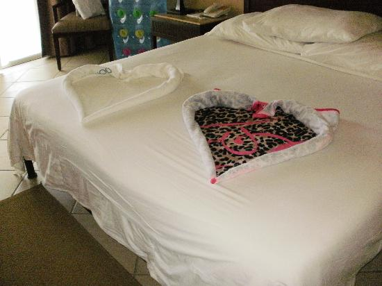 Jaz Mirabel Beach: Bed designs